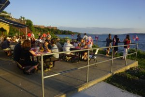 Great evening at LobsterFest - July 15th