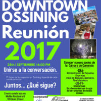 Spanish Downtown Business Meeting
