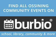 Find Ossining Community Events on Burbio