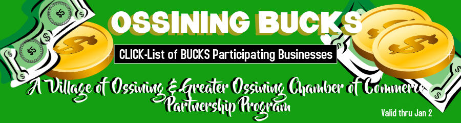 Ossining BucksWebsite Header - Made with PosterMyWall