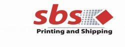 SBS Printing and Shipping