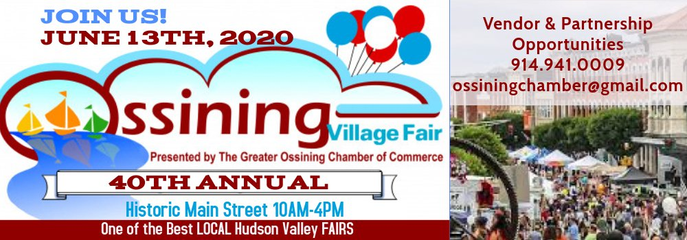 Village Fair-SAVE THE DATE 2020 - Made with PosterMyWall
