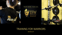 Training for Warriors Briarcliff